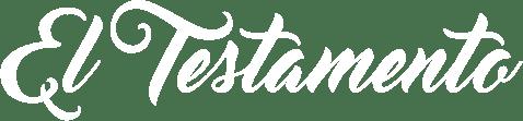 Logo El Testamento