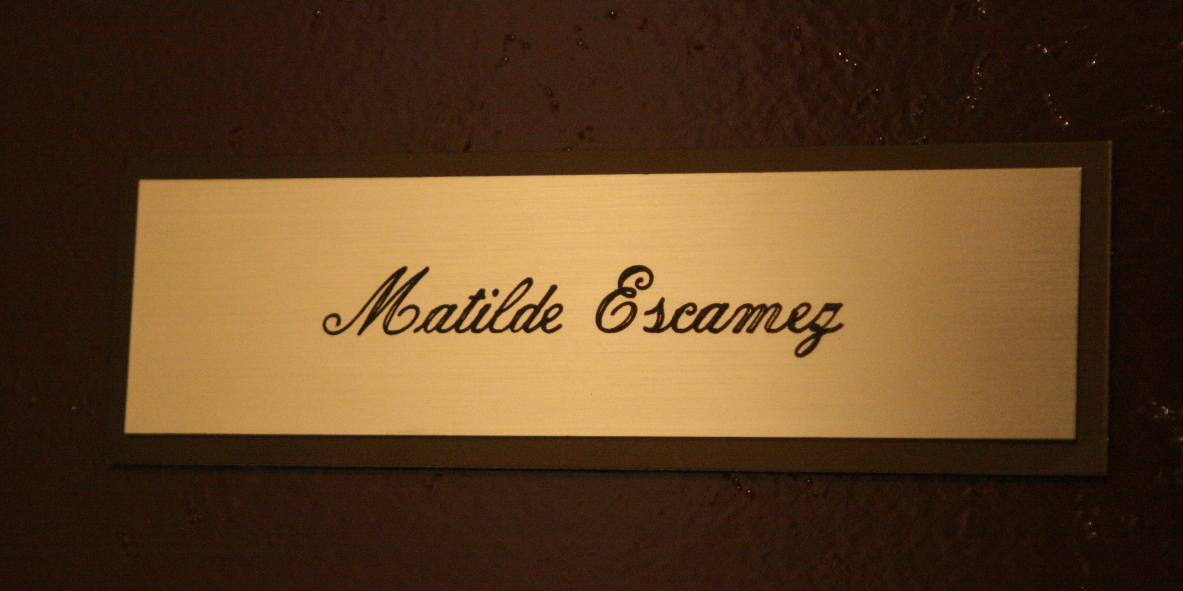Matilde Escámez