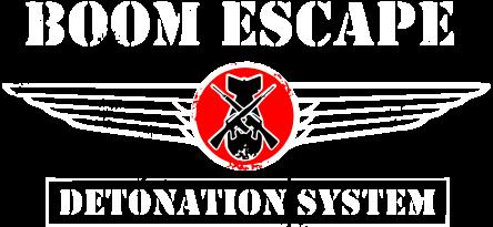 Logo Boom Escape