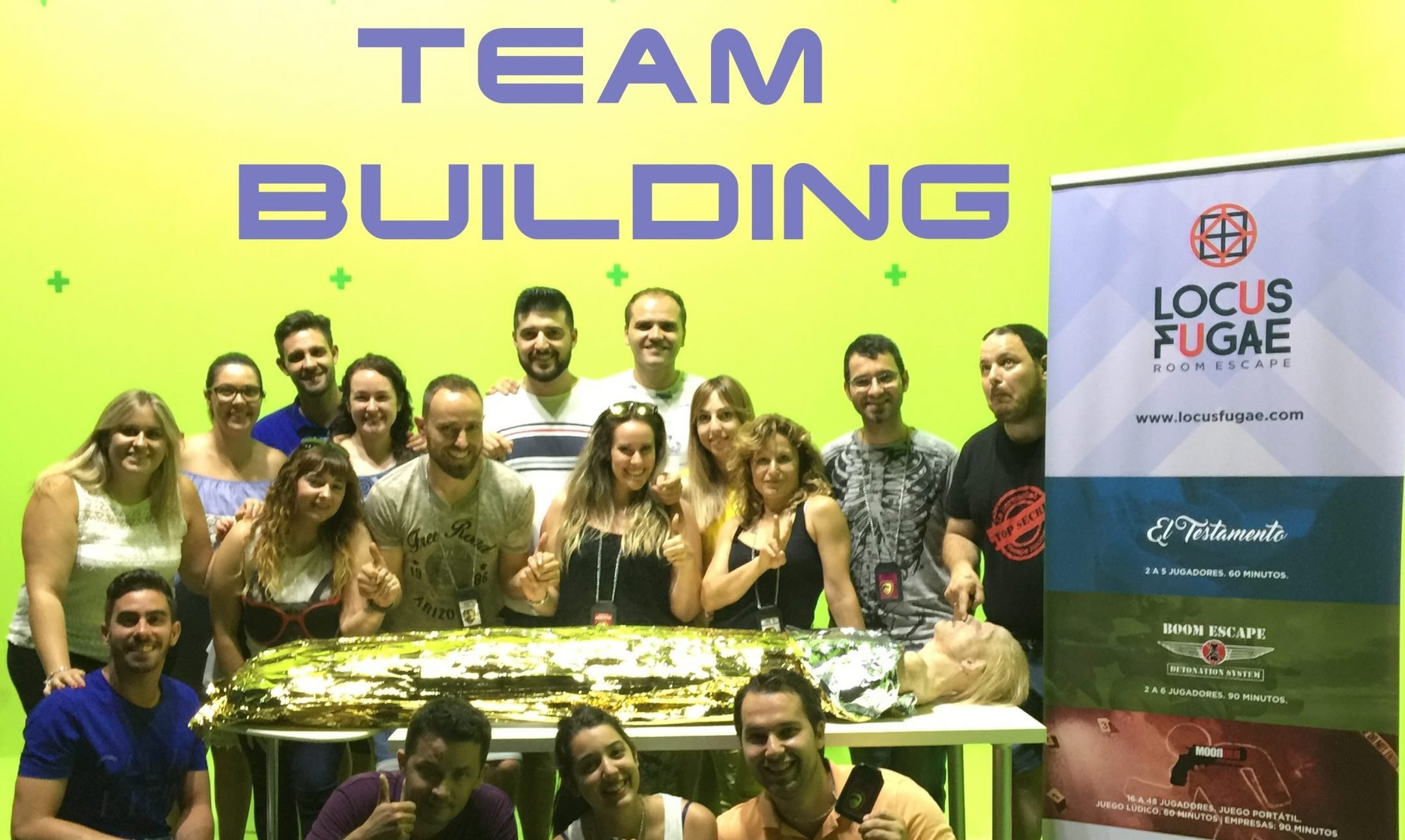 Team Building: Grupo Moorder