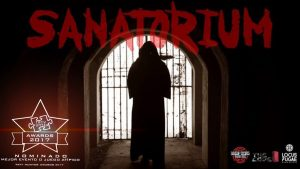 Sanatorium nominado a los Taty hunter awards