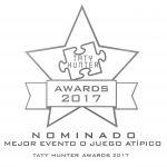 Nominación Mejor Evento o Juego Atipico