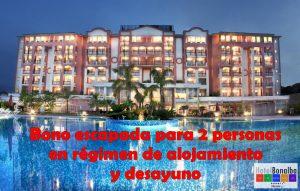 Sorteo Hotel Bonalba - Locus Fugae