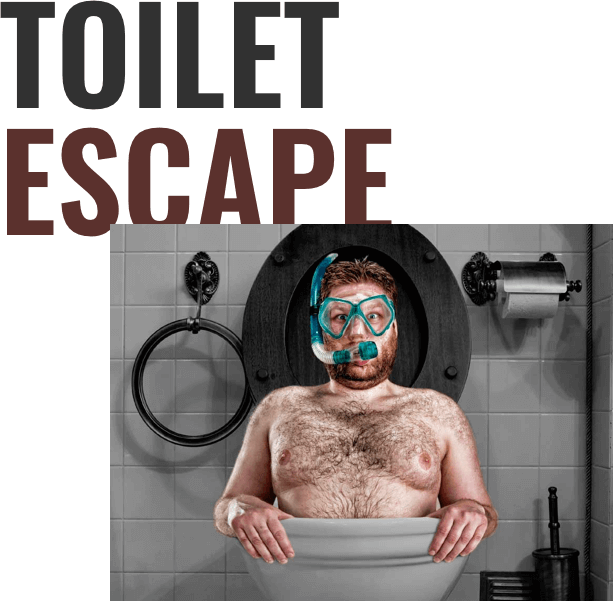 Toilet Escape Room Alicante